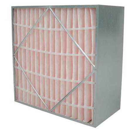 Air Handler - AIR HANDLER Rigid Cell Air Filter,24X24X12 In. 5W915
