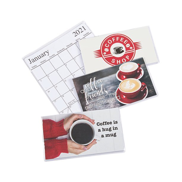 2020-2021 Coffee Pocket Planner - Stationery - 12 Pieces ...