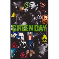 Pop Culture Graphics MOV260221 Green Day Movie Poster, 11 x 17