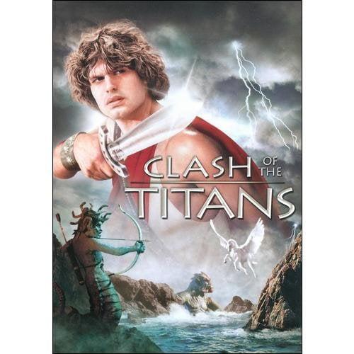 Clash Of The Titans (1981) (Widescreen)