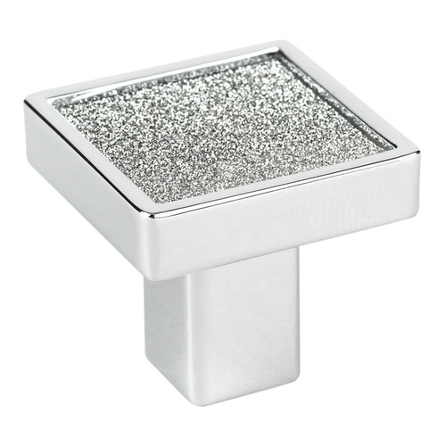 Topex Design Crystal Square Knob
