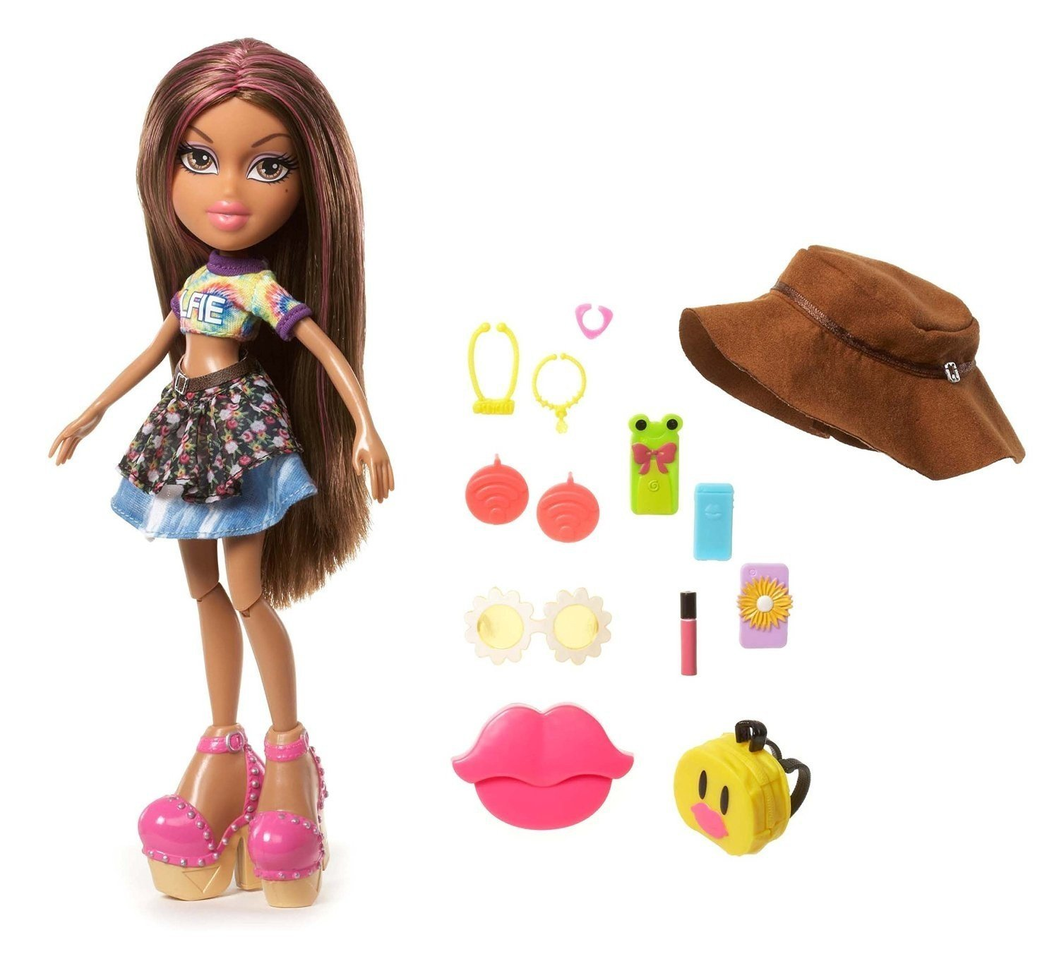 #SelfieSnaps Doll- Yasmin (Discontinued by manufacturer), Bratz #SelfieSnaps doll Yasmin... by