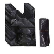 Personal Disposal Bags, 100 PCS Women Sanitary Disposal Bags Black Waste Bags for Sanitary Napkin