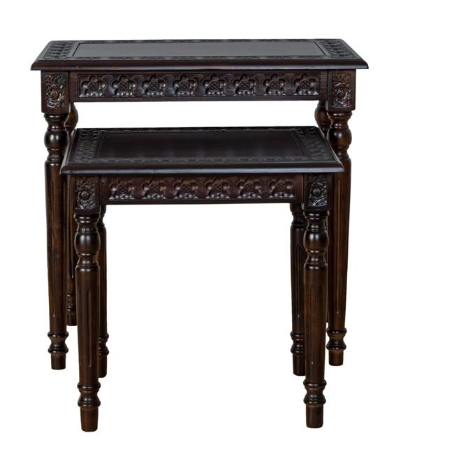 Nesting Table, 2 Piece