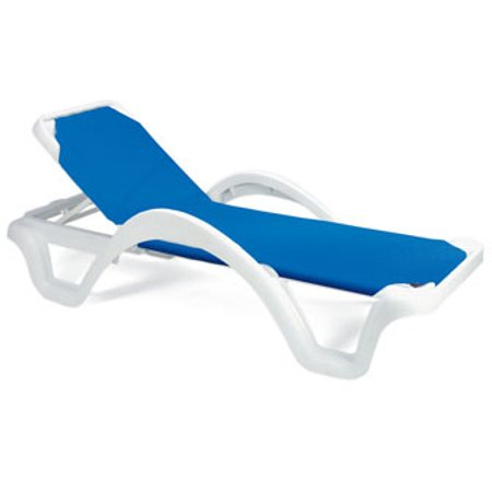 Grosfillex Catalina Sling Chaise 99202006 14 Pack