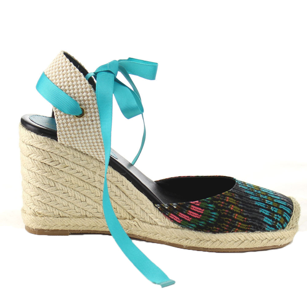 Womens Sandals C Label Rollin-14 Teal