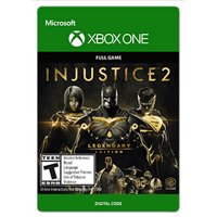 Injustice 2 Legendary Edition, Warner Bros, Xbox One, [Digital Download]