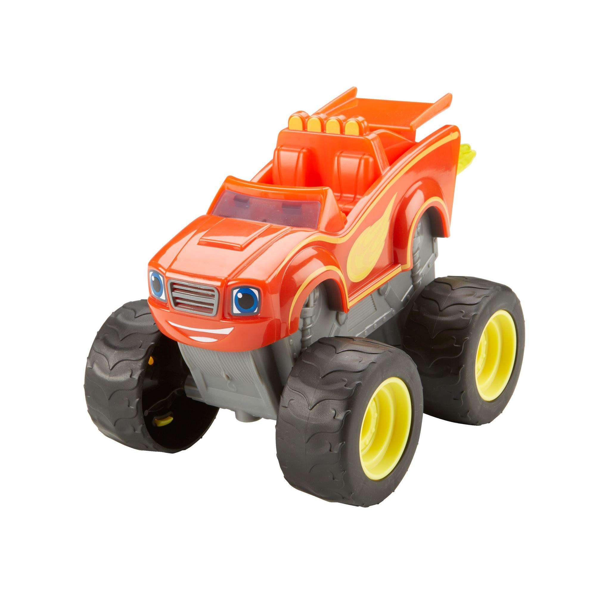 Nickelodeon Blaze and the Monster Machines Blazing Speed Lights Blaze by FISHER-PRICE BRANDS A DIVISION OF MATTEL DIRECT IMPORT INC