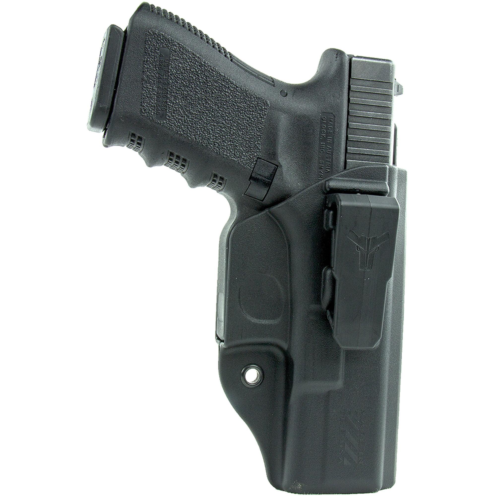 Blade Tech Industries Klipt Holster, Fits Glock 19 23 32, Right Hand, Black by Blade Tech Industries