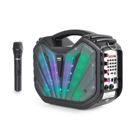 Small Pa System, Pyle Rechargeable Dj Portable Wireless Pa Karaoke