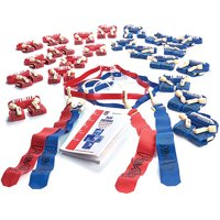 Flag-A-Tag Flag Football Program Kit With 24 Flag Belts