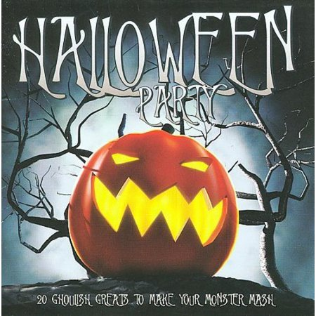 HALLOWEEN PARTY [VARIOUS ARTISTS/STARS ON PARADE SINGERS] [CD] [1 DISC]