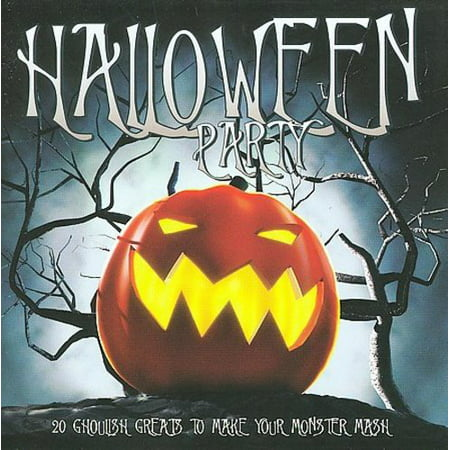 HALLOWEEN PARTY [VARIOUS ARTISTS/STARS ON PARADE SINGERS] [CD] [1 DISC] - Parade Halloween San Francisco