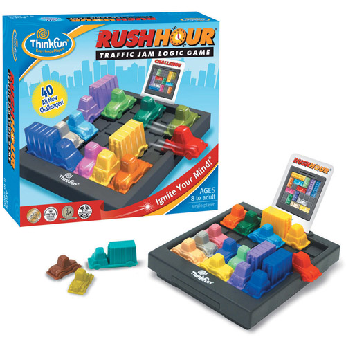 Think Fun Rush Hour Game