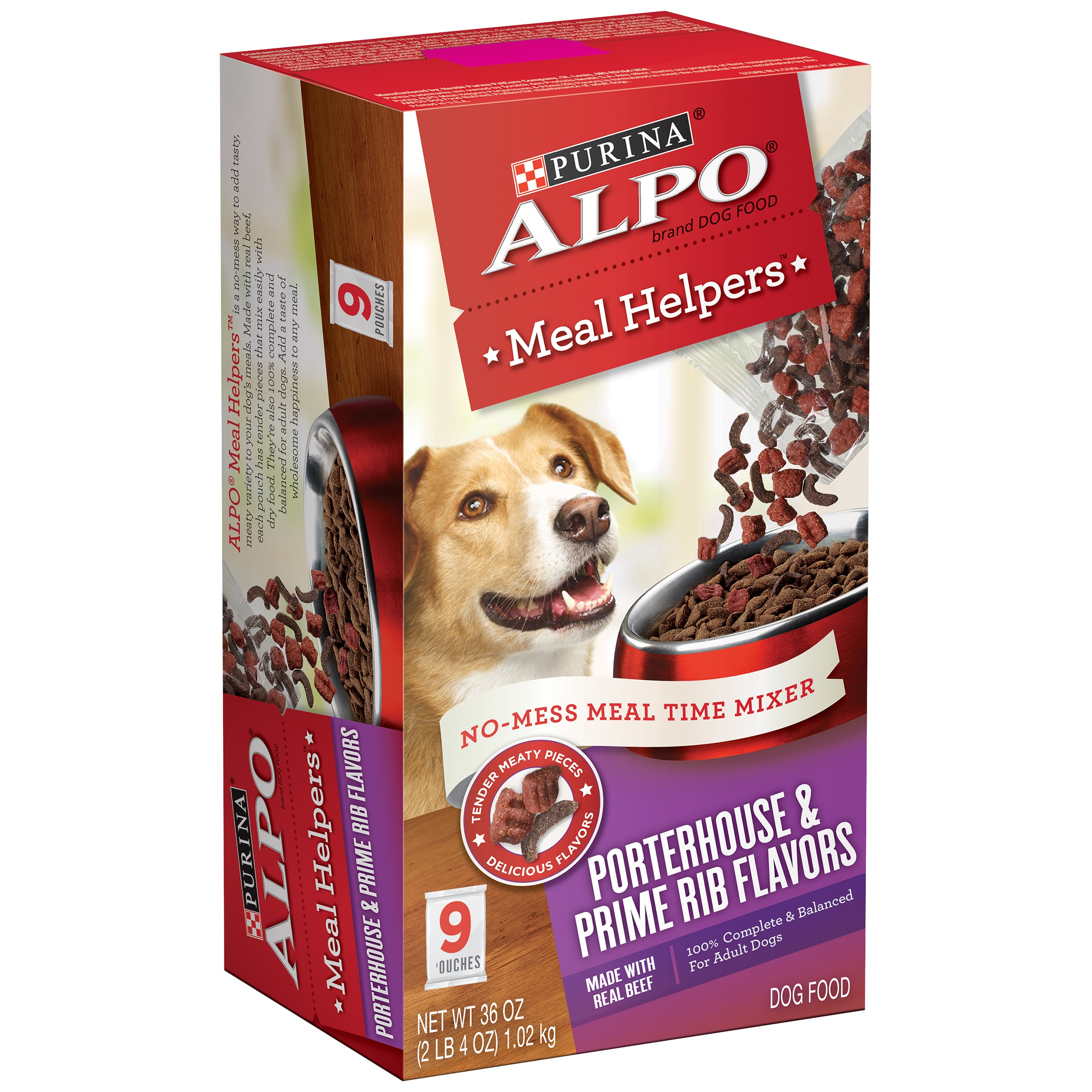 I have 6 dogs been using the dog food for about 3 years. We are strick with our dogs as they don't eat people food unless it's fruit or carrots.