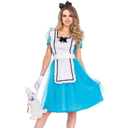 3 Piece Alice Costume - Women's Alice Classic Costume