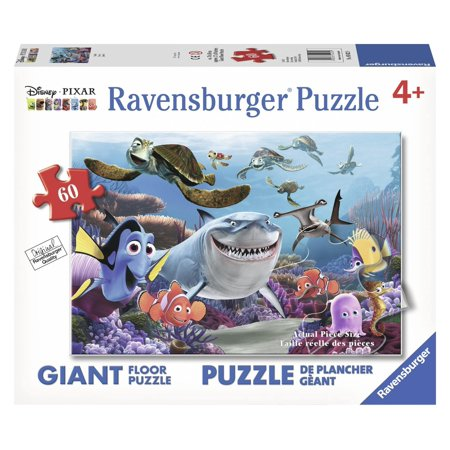Finding Nemo: Smile! (60 PC Giant Floor Puzzle) (Other)](Giant Floor Keyboard)