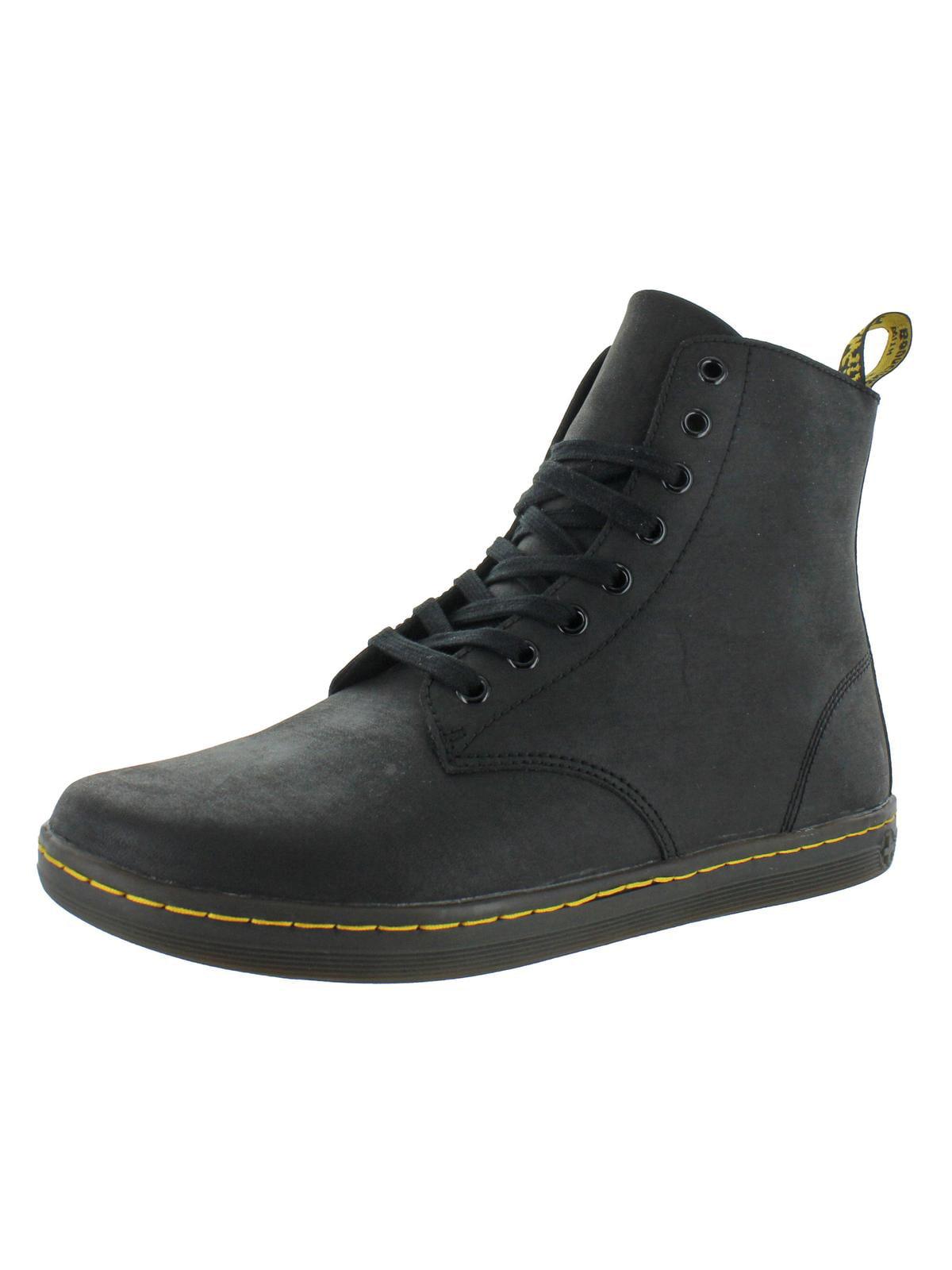 47f1cbacf80 Dr. Martens Tobias 8 Eye Boot Black Uk 10