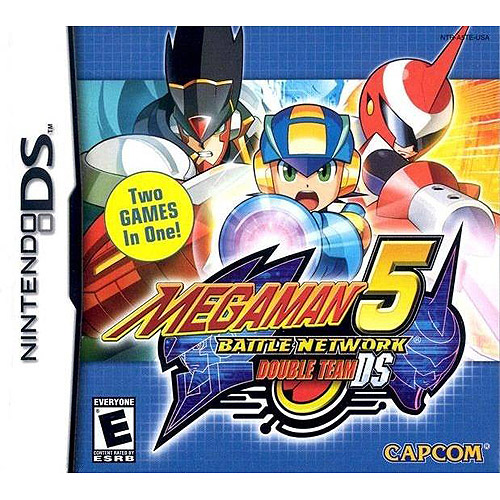 Mega Man Battle Network 5 DS