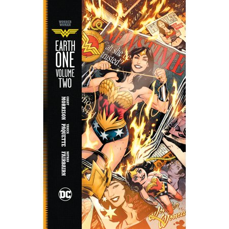 Wonder Woman: Earth One Vol. 2 (Wonder Woman Best Graphic Novels)
