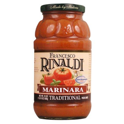 Francesco Rinaldi Traditional Marina Pasta Sauce, 24 oz