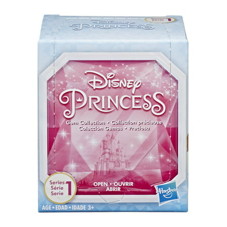 Disney Princess Gem Collection Series 1 Figure Surprise