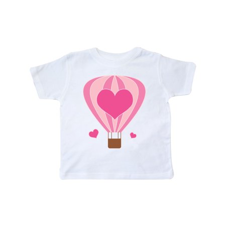 Valentine Hot Air Balloon Toddler - Valentine T Shirts For Toddlers