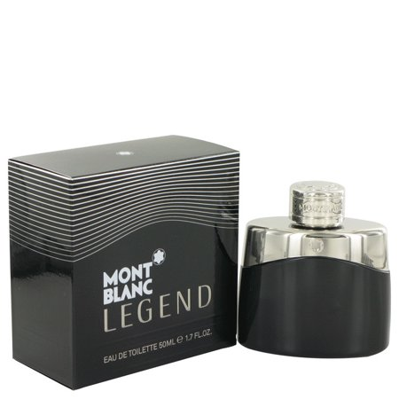 Mont Blanc MontBlanc Legend Eau De Toilette Spray for Men 1.7 oz](mont blanc 75th anniversary pen)