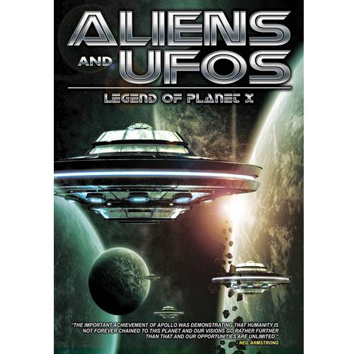Aliens And UFOs: Legend Of Planet X by