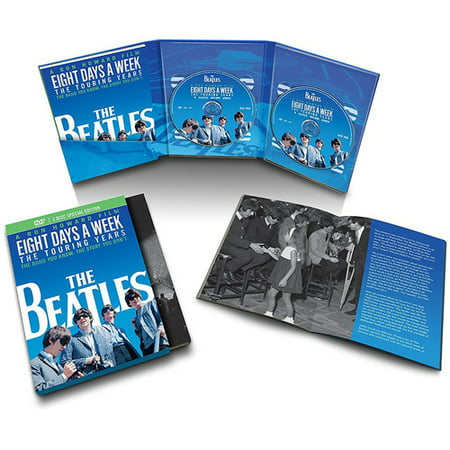 The Beatles Eight Days A Week: The Touring Years
