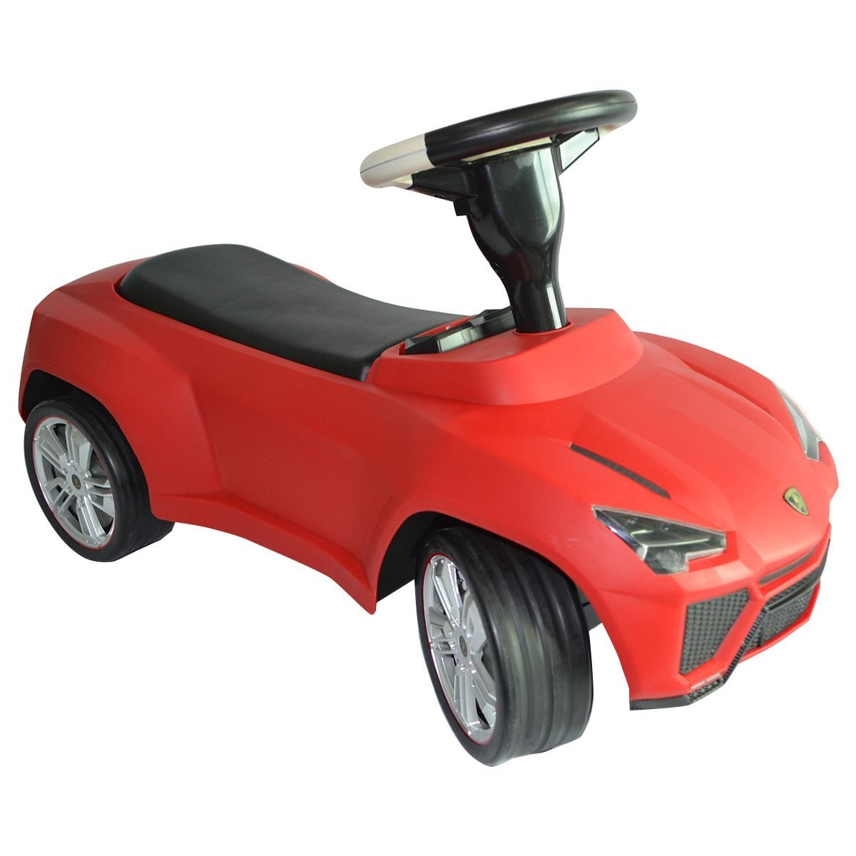 New MTN-G Licensed Lamborghini Urus Kids Ride On Push Car Toddler Baby Walker Toy Red