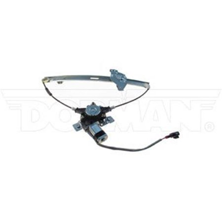Dorman 741-630 Power Window Regulator & Motor Assembly for