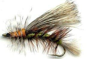 Dryfly Free Shipping Stimulator//Olive Size 14 Sold per 6