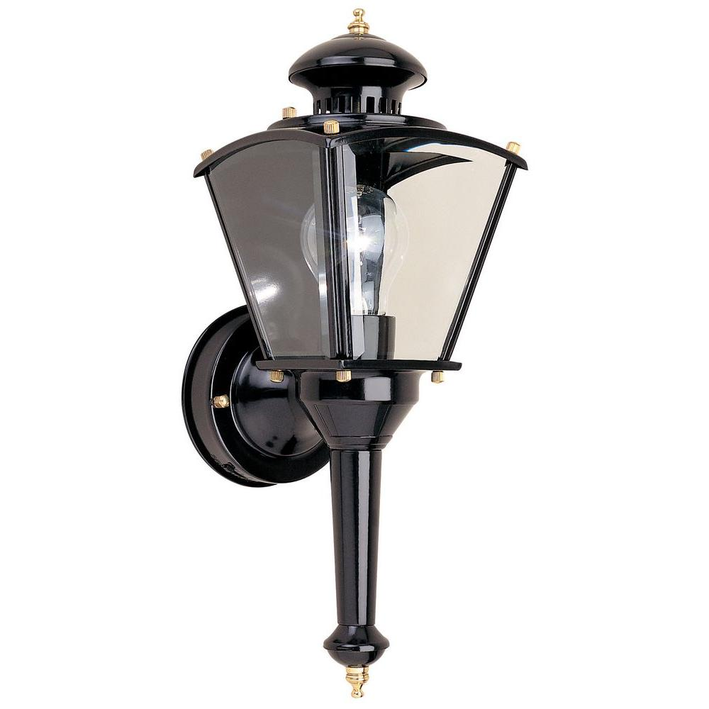 Hampton bay black motion sensing outdoor wall lantern store return hampton bay black motion sensing outdoor wall lantern store return walmart workwithnaturefo