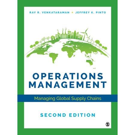 Operations Management - eBook