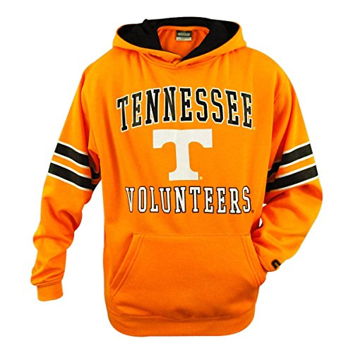 Tennessee Volunteers Wrangler Youth Orange Pullover Hoodie Sweatshirt Jacket:XL-20