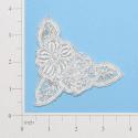 Expo Int'l Corded Bridal Flower Lace Applique