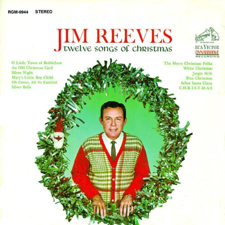12 Songs Of Christmas (CD) (Remaster) ()