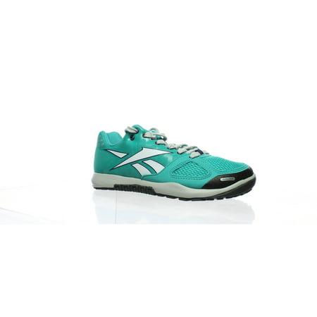 Reebok Womens Crossfit Nano 2.0 Teal Cross Training Shoes Size