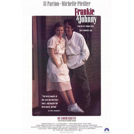 Posterazzi MOV231100 Frankie Johnny Movie Poster - 11 x 17 in. - image 1 of 1