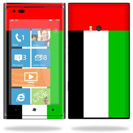 Skin Decal Wrap for Nokia Lumia 900 4G Windows Phone Sticker American (Best Phone In Nokia Lumia Series)