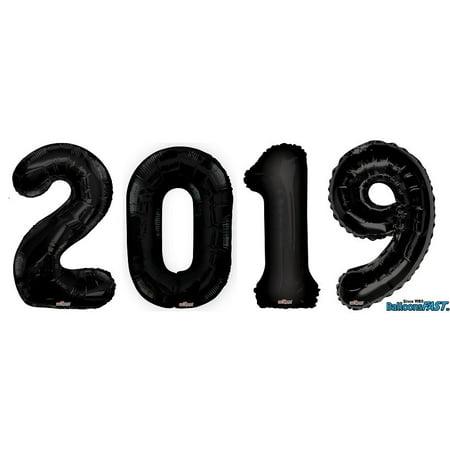 2019 Big Number Balloon Set 34