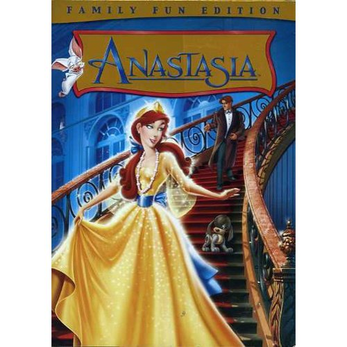 Anastasia: Family Fun Edition (Widescreen, FAMILY FUN)
