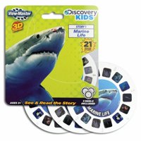 View Master Refills Discovery Kids Marine Life