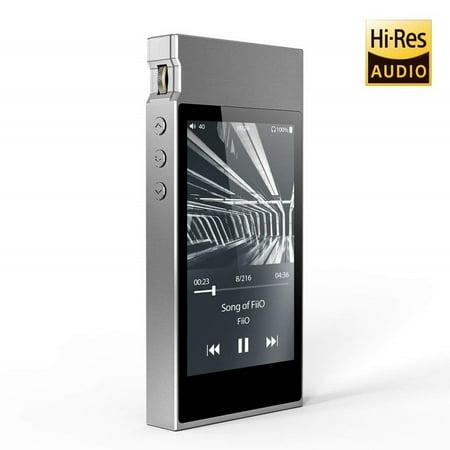 FiiO M7 High Resolution Lossless Music Player with aptX, aptX HD, LDAC HiFi Bluetooth, FM Radio and Full Touch Screen