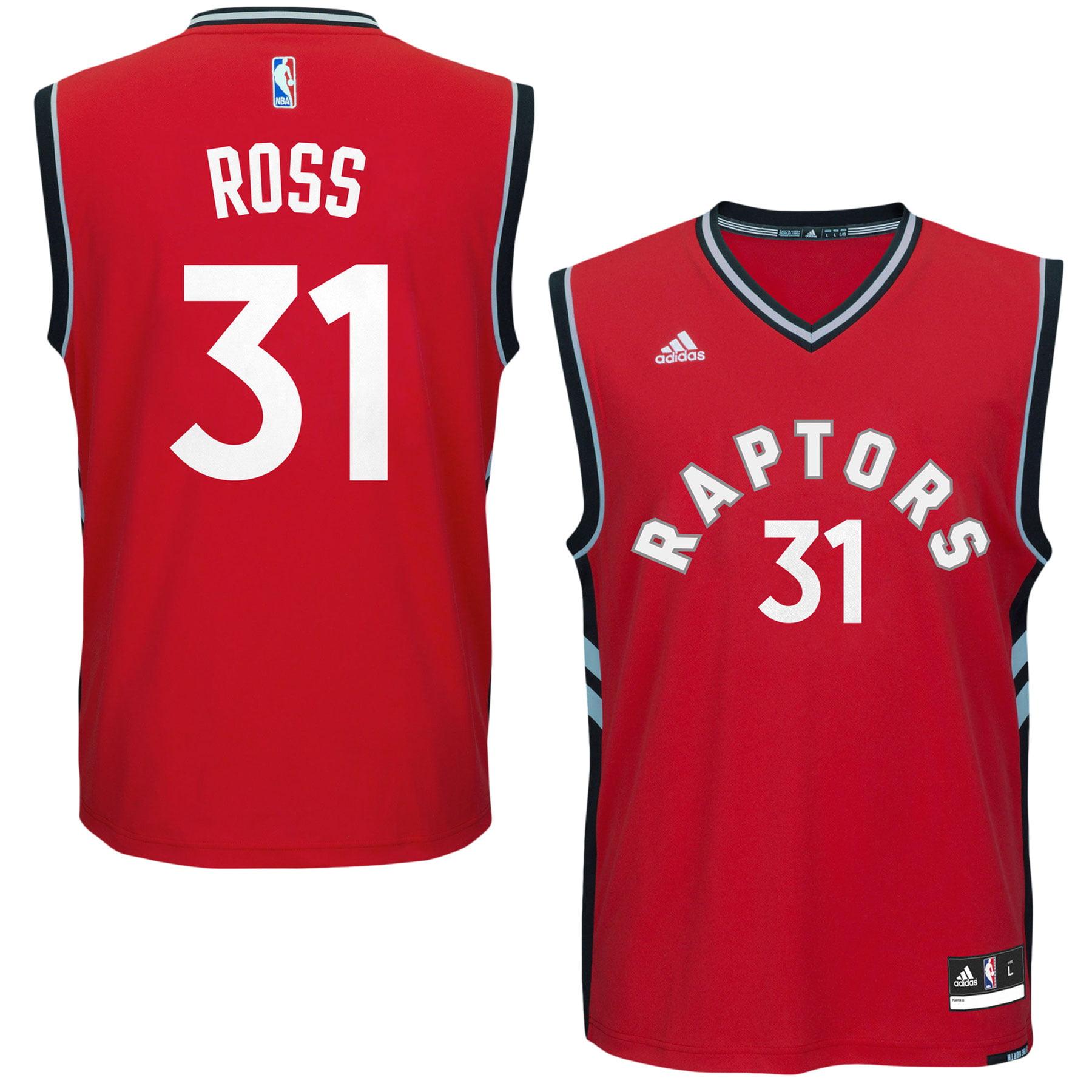 662554e3a Terrence Ross Toronto Raptors NBA Swingman Replica Jersey - Red - Medium
