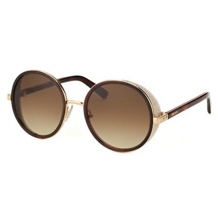 Jimmy Choo Andie/S Sunglasses 0J7G 54 Rose Gold (Jimmy Choo Crystal Sunglasses)