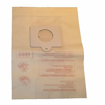 Kenmore Type C Canister Vacuum Bags Style 5055 50557 Sears Progressive Intuition [3 Dust Bags]