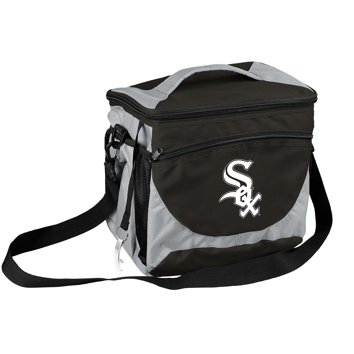 Chicago White Sox Official MLB 12 inch  x 11 inch  24 Can Cooler by Logo Chair Inc.