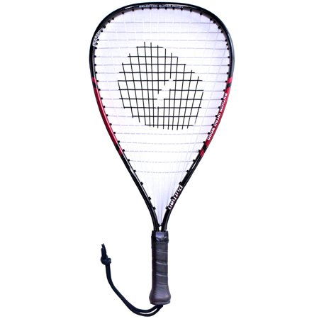 Python Intro 5000 Red Racquetball Racquet (Beginner (Best Ektelon Racquetball Racquets)